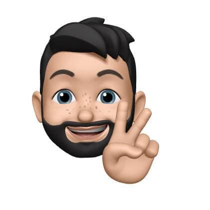 Adam Green avatar memoji