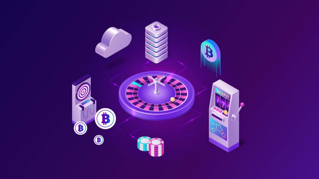 Blockchain and casinos
