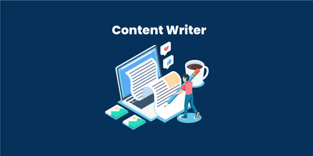 content writer cover