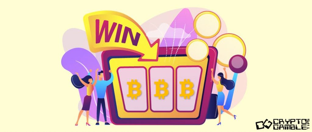 People playing at the best bitcoin casinos with free spins