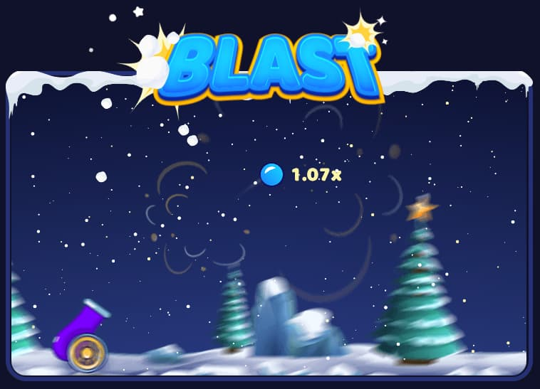 Betnomi Blast game